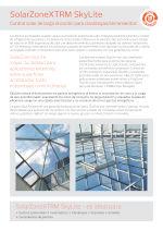 Laminas SolarZone XTRM Skylight S20